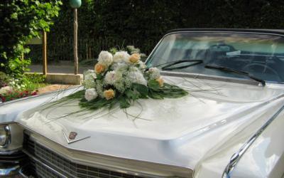 Arte floreale per i matrimoni